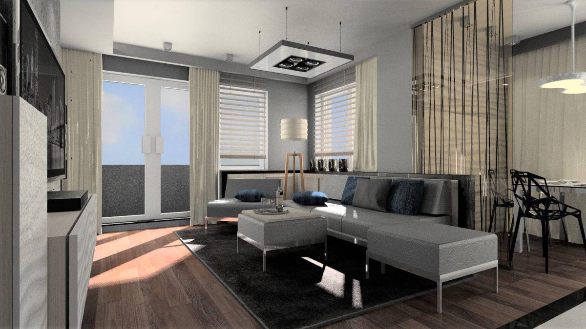 Bemowo nowoczesne mieszkanie