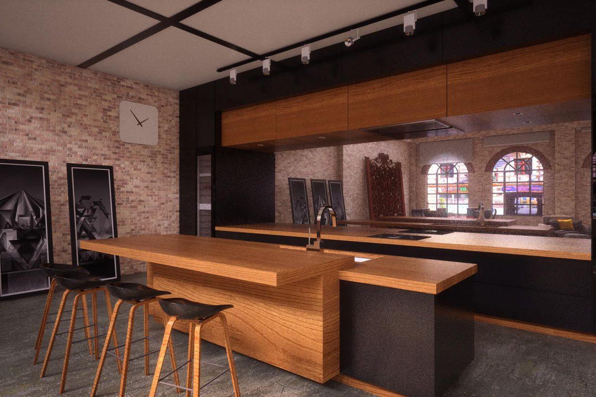 projektowanie loftów