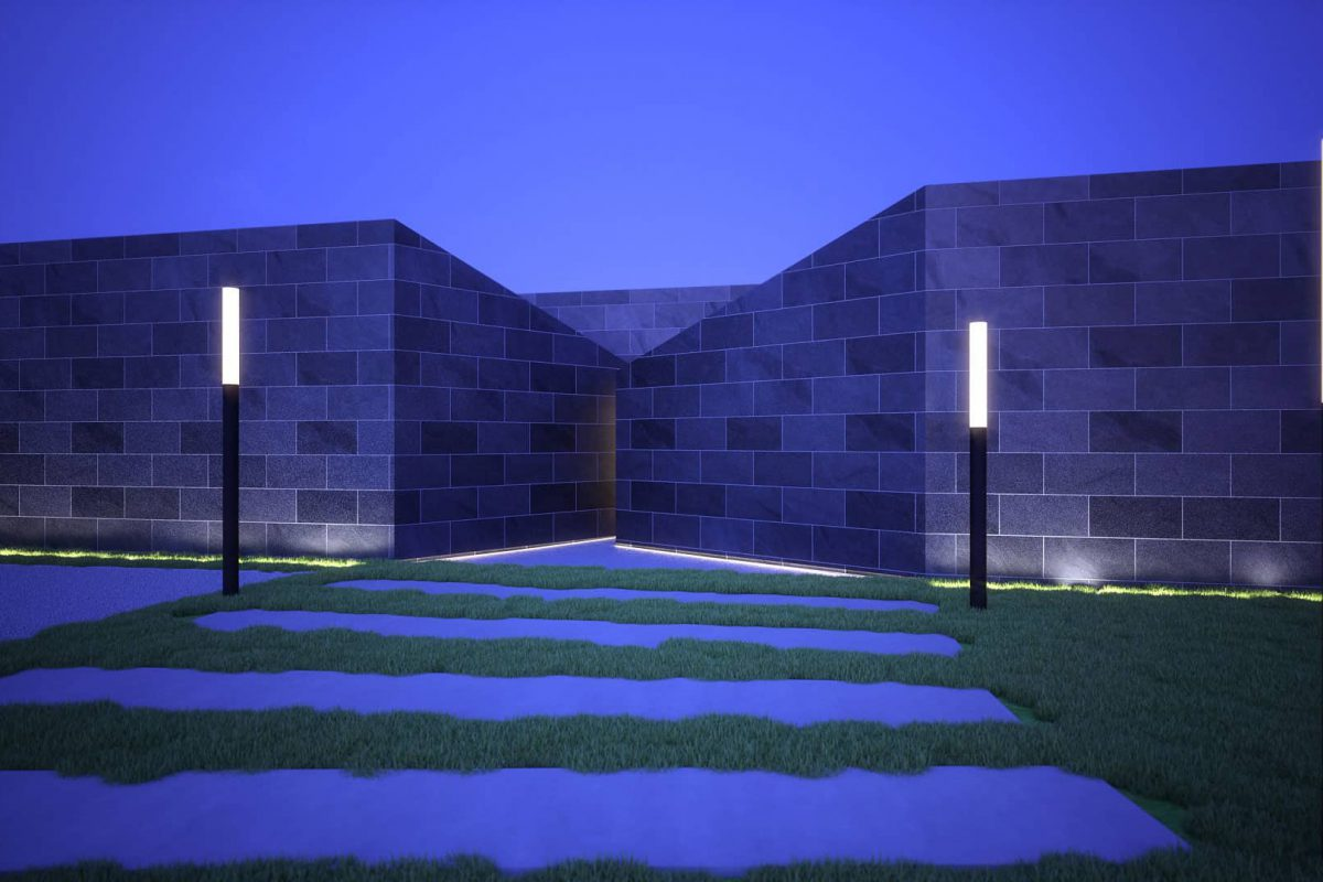 Prism House Pojezierze Augustowskie - projekt domu