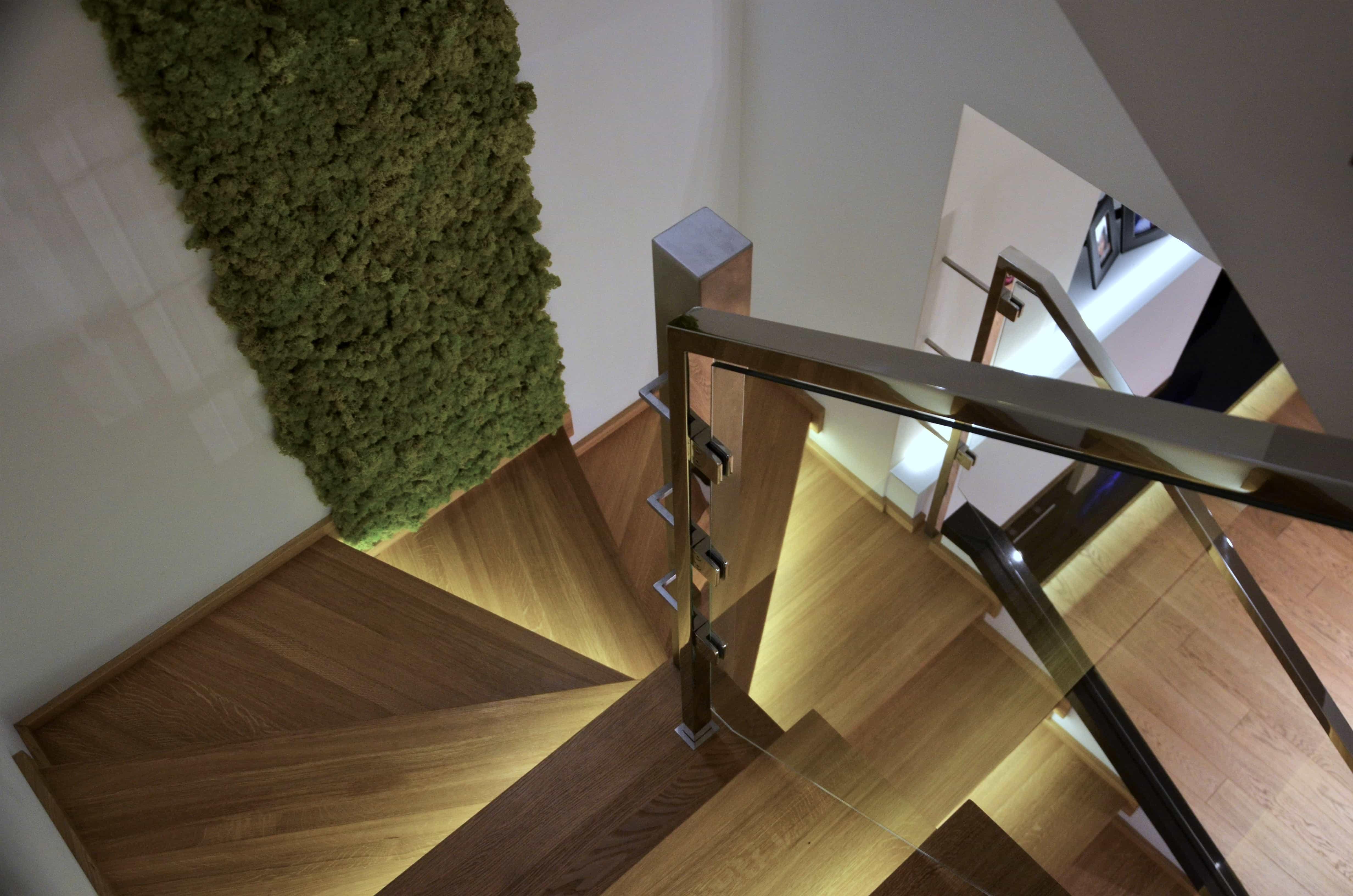 Projekt architektury wnętrza dla klienta z Warszawy
