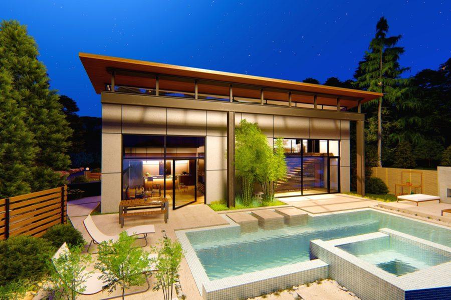 Projektowanie nowoczesnych domów jednorodzinnych