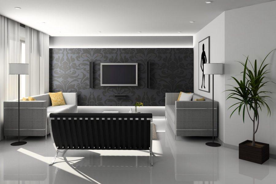 Projekt inteligentnego domu i mieszkania