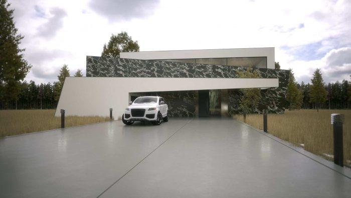 Frame House - Konstancin Jeziorna